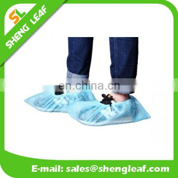 2016 cheap price of CPE disposable shoe cover