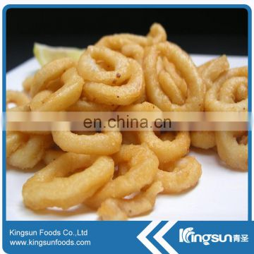 Frozen deep-fired squid ring breaded squid rings