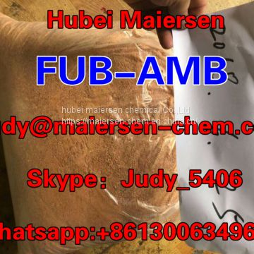 Medical FUB AMB Research Chemical Powders Indazole Based Synthetic Cannabinoid