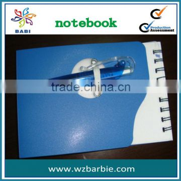 2014 new products notebook with pen