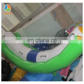 Extreme water sports equipments inflate teeter totter double rocker for sale