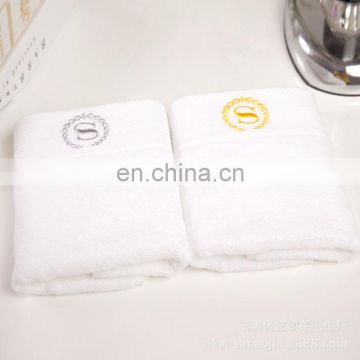 Wholesale 100% cotton embroidered hotel towel sets