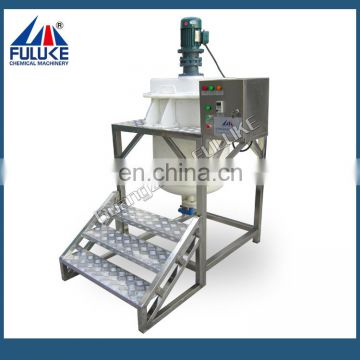 FLK CE liquid mixing tank,stirring tank,liquid detergent mixer
