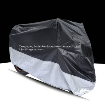 190T Polyester Taffeta Motorcycle Motorbike Cover