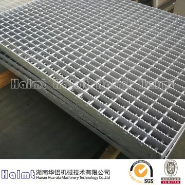 Industrial Walkway Gratings with Aluminium