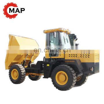 wheeled site dumper for south africa and brazil market