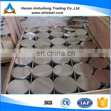 stainless steel dinner plate/stainless steel round cover plate/price for 304l stainless steel plates