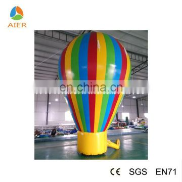 AIER for sale advertising inflatable balloon/inflatable balloon in stock