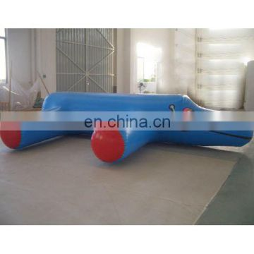 inflatable hippo water games,inflatable aqua game, water amusement park