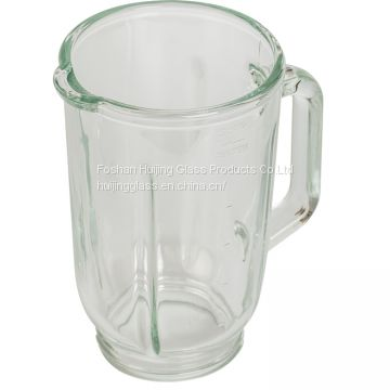 1L national 176 blender parts replacement glass jar A03