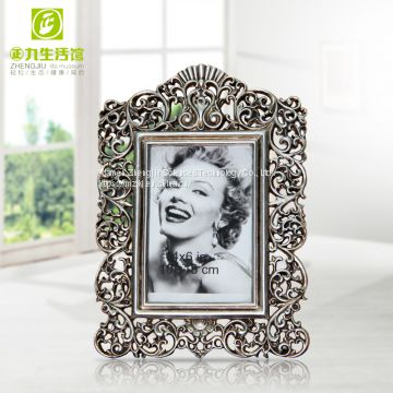 Resin photo frame; Lastest photo frame;  4