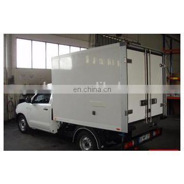 small refrigerated truck body for sale