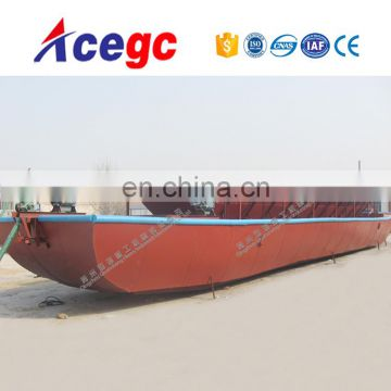 Sand Transportation Barge/ship/boat/vessel with belt conveyor