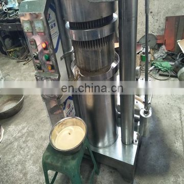 hydraulic avocado oil processing machine Sunflower seeds fully automatic hydraulic oil press