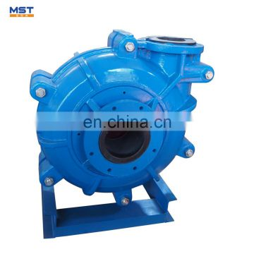 High Pressure Horizontal Sludge Gravel Mining Slurry Pump