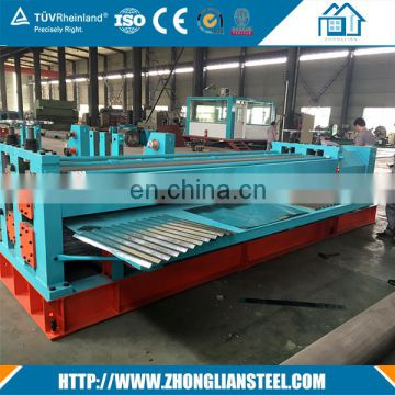 Barrel Type Iron Corrugated Roofing Sheet Making Machine Roll Forming Machine
