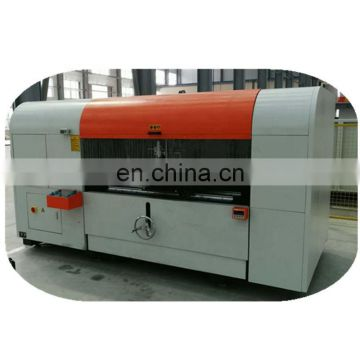 Automatic double-head sawing machine for aluminum profiles 46
