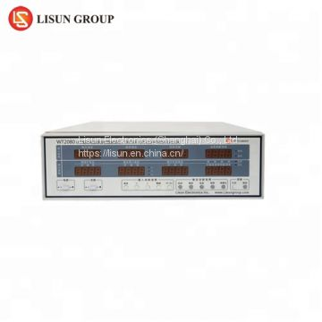 Drivers Test Equipment - WT2080 LED Power Driver Tester