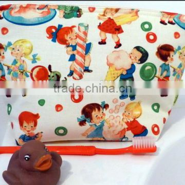 Wholesale Fashion Wash Bag For Kids, Travel School Pouch For Children