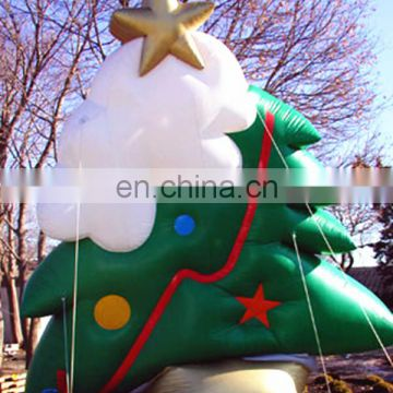 inflatable christmas tree for Christmas decoration