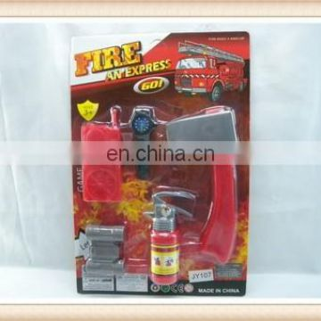 kids plastic mini toy axe extinguisher Fire protection tools
