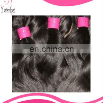 Hot sale factory cheap price high quality 100% human remy discount hair extensions for hair loss