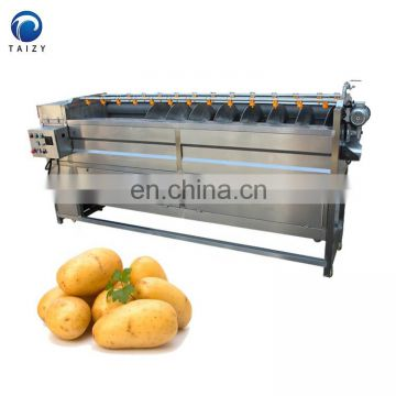 potato peeler machine price potato drum washer potato washing peeling machine