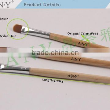 ANY French Nails Design Nail Art Painting Wood Handle UV Gel Oval Nylon Gel Nail Brush Cheap Price