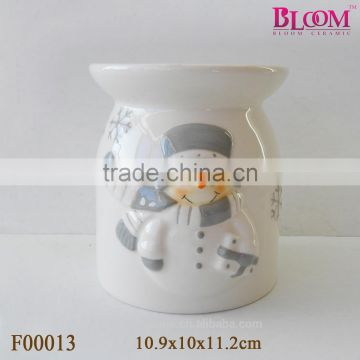 Porcelain fancy oil stove