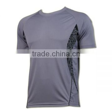 Men's Sport Quick Dry Short Sleeve T-Shirt