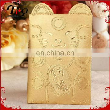 lucky envelope for Chinese new year favor