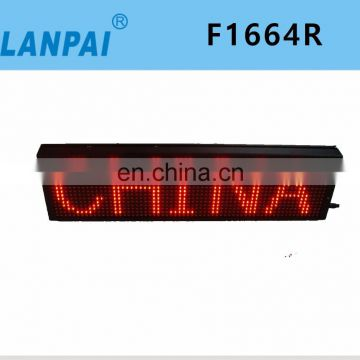 LANPAI Adverstising taxi top P7.62 led display
