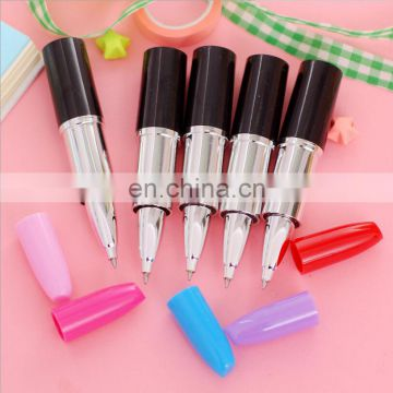 promotion novelty fancy creative advertising lipstick ballpoint ball pen