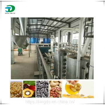 Crude oil refining plant, crude palm oil refinery machine, olive oil cold press machine