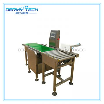 High Accuracy Check Weigher for Canned Food