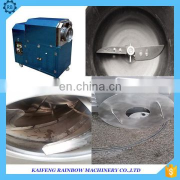 Professional Industrial big capacity almond roasting machine almond roaster nuts