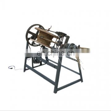 Easy operation Factory directly supply rice stalk make machine