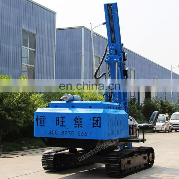 Factory supply 3m 6m depth pile hammer pile driver