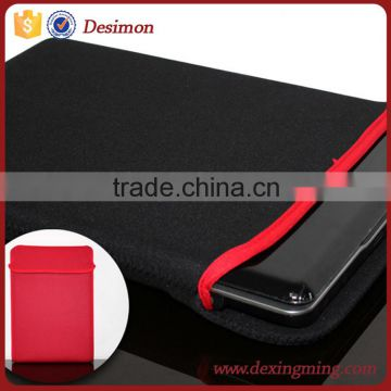2015 high quality desimon neoprene kid proof neoprene tablet case for 10.1 inch tablet shenzhen china manufacture in