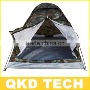 Portable PU1000mm Polyester Two Person Couple Camping Outdoor Tents