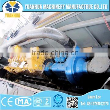 river sand pumping machine / jet suction dredger
