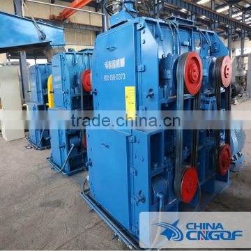 Latest Technology Four Roller Crusher with good performance