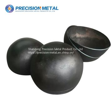 Stainless Steel Hemispheres For Pressure Vessel
