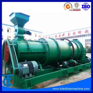 Organic Fertilzer and Compound Fertilzer Combination Production Granulator