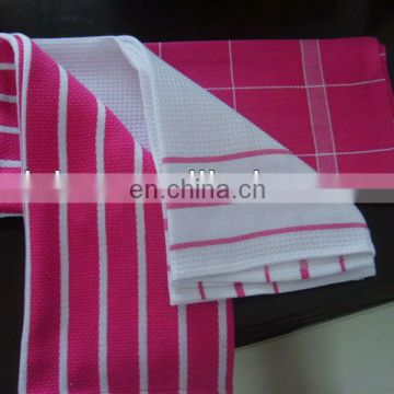 customer 21s , 10s cotton kitchen cleaning cloth set of 3