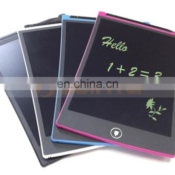 LCD Tablet Drawing Pen Mini Erasable Writing Message Board Memo Board