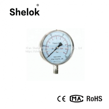hot sale low price high quality manometer oil pressure gauge