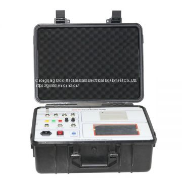 GDGK-306 High Voltage Circuit Breaker Dynamic Machinical Characteristics Analyzer