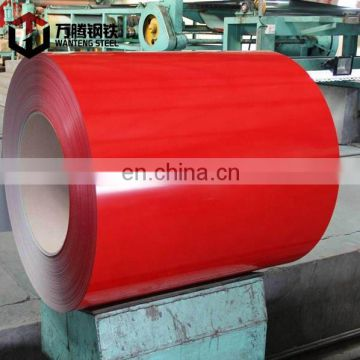 PPGI color coated sheet manufacturer from Shandong CHina