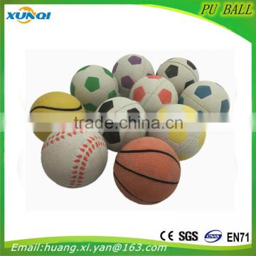 rubber ball children, Pet toys ,football basketball tennis volleyball